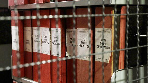 Megnyitották XII. Piusz pápa titkos archívumát