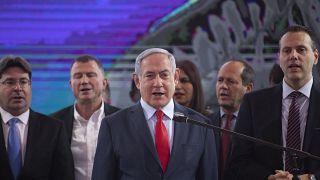 Партия Биньямина Нетаньяху побеждает на парламентских выборах в Израиле