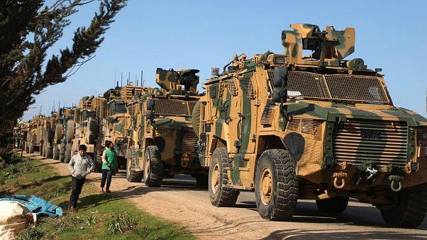 Milli Savunma Bakanlığı: İdlib'de 1 asker şehit oldu, 1 asker yaralandı