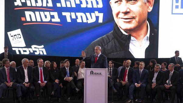 Нетаньяху обошёл Ганца: схватка за большинство