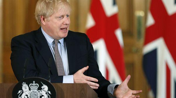 Covid-19-Βρετανία: Αυτό είναι το σχέδιο της κυβέρνησης για την αντιμετώπιση της επιδημίας