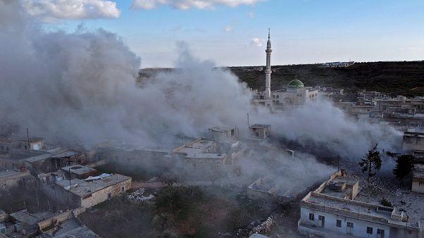 Syrien: Tote und Verletzte bei Angriffen auf Rebellen