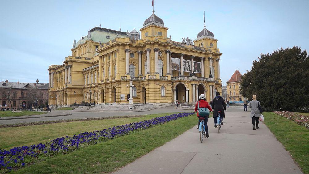 Zagreb Ein Bummel Durch Kroatiens Lassige Hauptstadt Euronews
