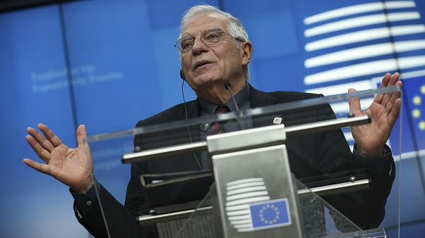 وزير خارجية الاتحاد الأوروبي في أنقرة الثلاثاء لبحث الملف السوري