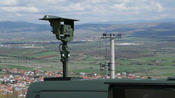 Hungria ajuda a controlar fronteiras da Sérvia e Macedónia do Norte