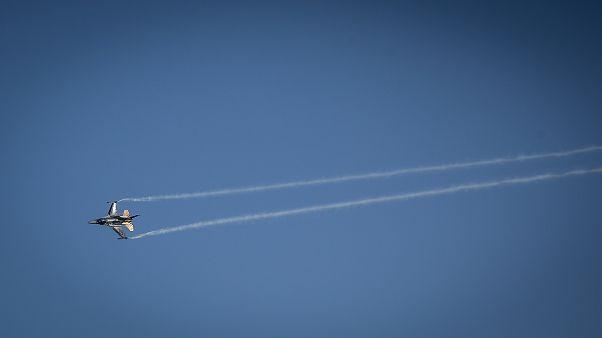 F16 savaş uçağı
