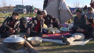 بحران پناهجویان در ترکیه؛ قاچاقچیان انسان مقابل دوربین