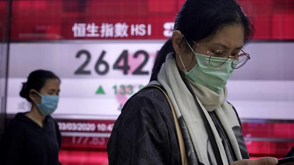مجموعة السبع والمصارف المركزية تستعد لمواجهة الانعكاسات الاقتصادية لفيروس كورونا