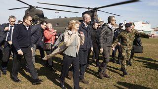 La Unión Europea cierra filas con Grecia, ante la crisis migratoria