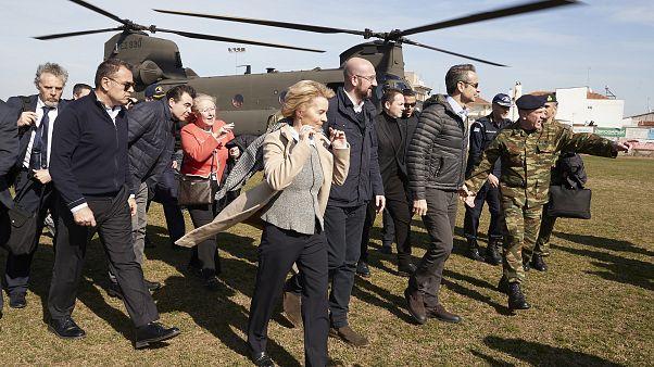 EU-Spitze: Bis zu 700 Mio Euro für Griechenland