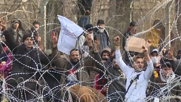 Кризис на греко-турецкой границе — проверка на европейские ценности?