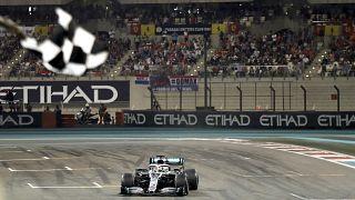 سباق الجائزة الكبرى بأبو ظبي