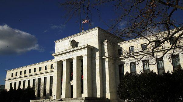 Das Gebäude der Federal Reserve
