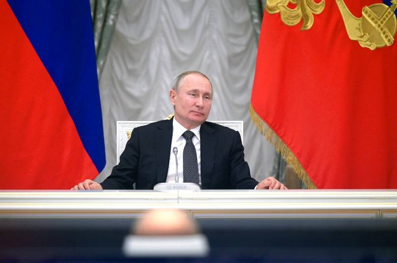 Alexei Druzhinin/AP