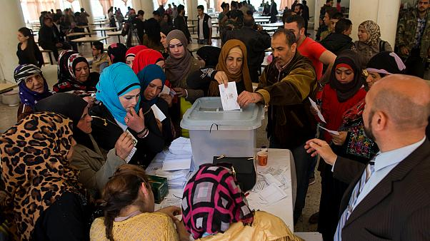 2016 Suriye parlamentosu seçimi