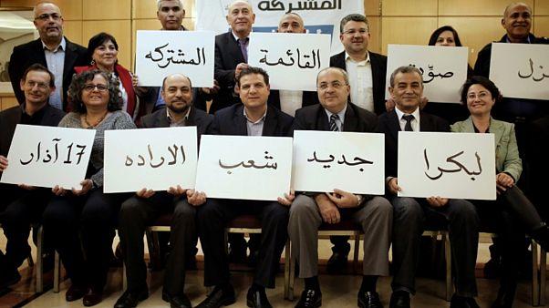 Arap siyasi partilerinin ortak liste adayları