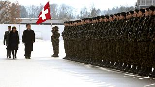 Swiss army under effective quarantine after soldier catches COVID-19