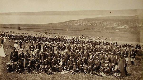 Rus ordusunun İstanbul-Yeşilköy fotoğrafı