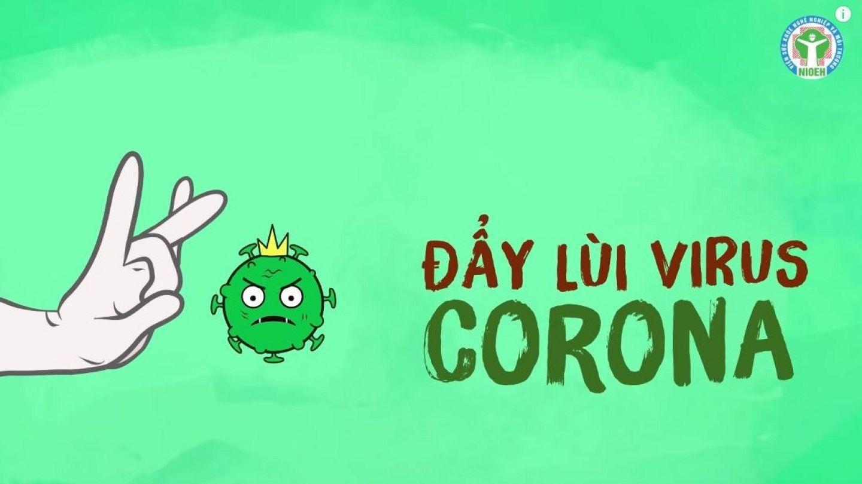 hand in hand gegen corona
