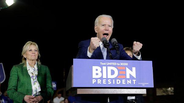 Biden a szuperkedd győztese, Bloomberg visszalépett