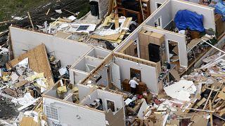USA: tornado su Nashville, morti e feriti