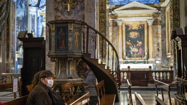کرونا در جهان؛ شمار قربانیان در ایتالیا از ۱۰۰ نفر گذشت و مدارس تعطیل شد
