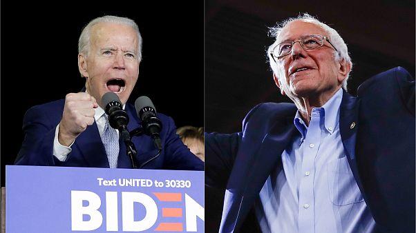 "A ""Super Terça-feira"" de Joe Biden e a Califórnia de Sanders"