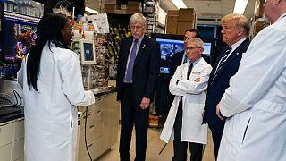 نگرانی دانشمندان از رویکرد رئیس جمهوریآمریکا به ویروس کرونا