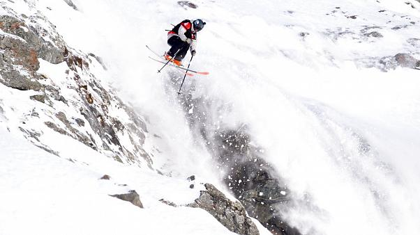 Switzerland Freeride