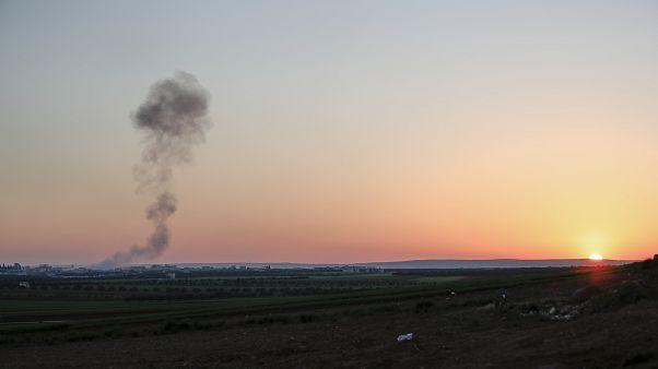 مقتل جنديين تركيين في قصف لقوات النظام في سوريا