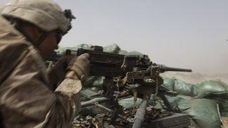 الجيش الأمريكي يعلن شن ضربات جوية ضد حركة طالبان في أفغانستان