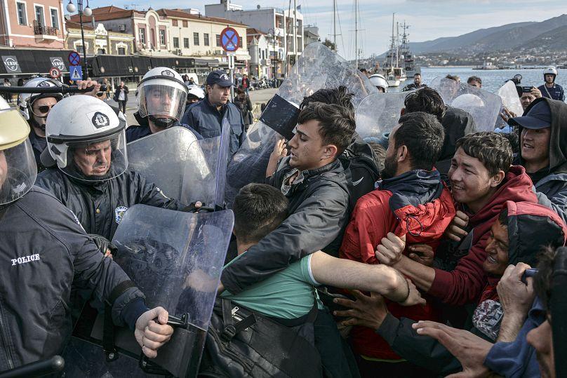 Panagiotis Balaskas/AP Photo