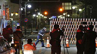 Japan Nuclear Fukushima Town