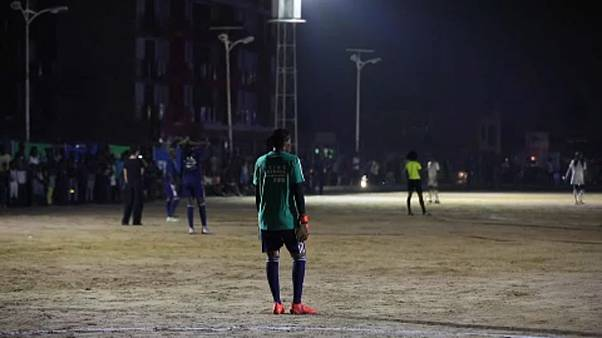 La FIFA éclaire le football en RDC