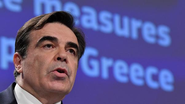 Margaritis Schinas, vice-president of the European Commission