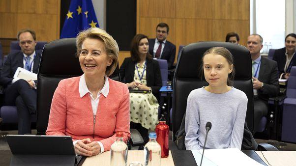 Belgium Europe Climate Law