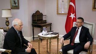 Μπορέλ προς Τουρκία: Απαράδεκτη η κατάσταση στα σύνορα με την Ελλάδα