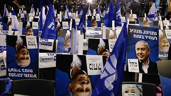 İsrail seçim çıkmazında: Netanyahu 3'üncü kez hükümeti kuracak çoğunluğu yakalayamadı