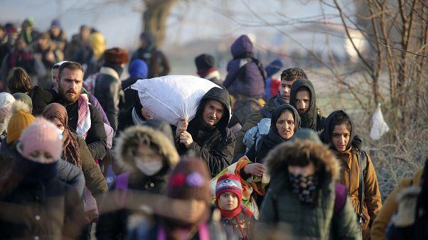 Turquía exige ayuda económica a la UE ante la crisis migratoria en la frontera greco-turca