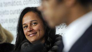 """Isabel dos Santos diz que intenção de emitir mandado de captura """"é injustificada"""""""