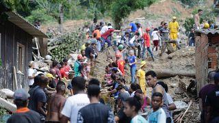 Βραζιλία: Έρευνες για τον εντοπισμό επιζώντων
