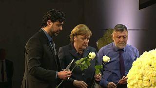 Bewegende Trauerfeier für die Anschlagsopfer von Hanau