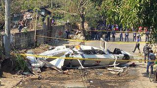 Philippines Helicopter Crash