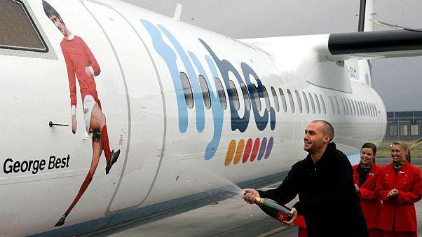شرکت هواپیمایی «فلای بی» بریتانیا ورشکست شد؛ مسافران سرگردان شدند