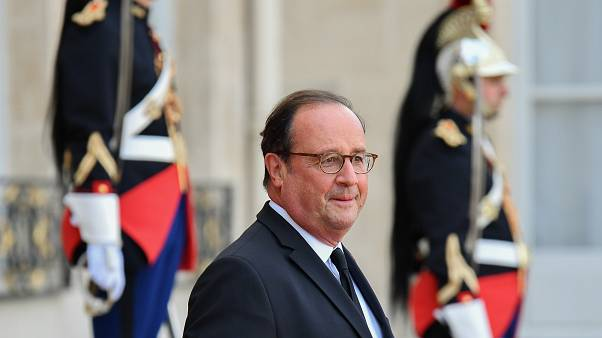 Eski Fransa Cumhurbaşkanı François Hollande:  AB hem Rusya'yı hem Türkiye'yi cezalandırmalı