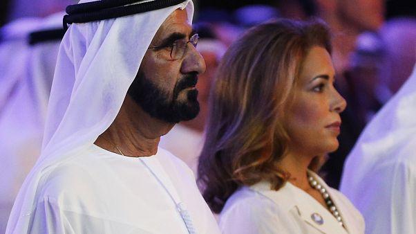 القضاء البريطاني يقول إن حاكم دبي خطف  اثنتين من بناته وهدّد زوجته الأميرة هيا بنت الحسين