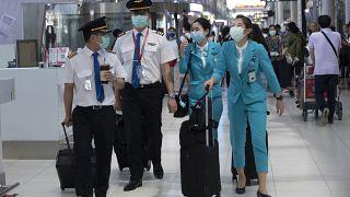 Setor da aviação teme perder 100 mil milhões de euros com Covid-19