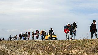 یونان در یک هفته مانع ورود ۳۵ هزار پناهجو به خاکش شد