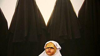 """Ausstellung """"Women"""" des National Geographic Magazins in Madrid"""