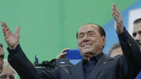 Ο πρώην πρωθυπουργός της Ιταλίας, Σίλβιο Μπερλουσκόνι